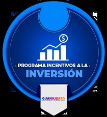 PROGRAMA INCENTIVOS A LA INVERSIÓN