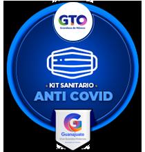 Kit Sanitario Anti COVID Guanajuato