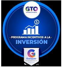 Programa de Incentivos a la Inversión Guanajuato
